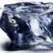 Sudáfrica...hallan excepcional diamante azul de 122.52 quilates