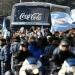 Cristina Fernández...encabezó recepción a su selección nacional