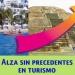 Banxico...crecimiento sin precedente de divisas por turismo
