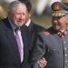 Ricardo Izurieta...reemplazó a Pinochet, falleció hoy