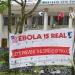 Ébola...expertos supervisarán transporte y turismo mundial