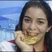 Alejandra Orozco...medalla de oro en clavados mixtos en Nanjing