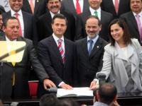 Peña...el Pacto por México ya dio de sí el espíritu debe conservarse