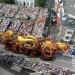 Zundert...el gran desfile de figuras de flores