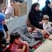 Irak...miles de desplazados requieren albergue para el invierno