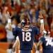 Manning...con 509 pases de anotación rompió récord de Brett Favre