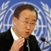 Ban...llegó a Libia para respaldar el diálogo político