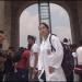 IPN...estudiantes marchan hacia Gobernación