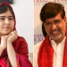 Malala Yousafzai y Kailash Satyatthi....Premio Nobel de la Paz