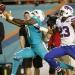 Delfines de Miami vencen 22-9 a Bills de Búfalo