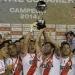 River Plate...ganó la Copa Sudamericana