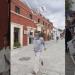 Toledo...voló papalotes por normalistas de Ayotzinapa