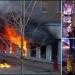 Suecia...incendió intencional en mezquita dejó cinco heridos