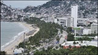 Walton...turistas pueden acudir a Acapulco con plenas garantías de seguridad