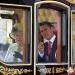 Reina Isabel...recepción de pipa y guante a Peña Nieto