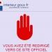 Francia...bloquea cinco páginas web por apología del yihadismo
