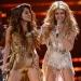 Thalía....estreno video Como tú no hay dos al lado de Becky