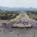 INAH...ordenada afluencia en zonas arqueológicas