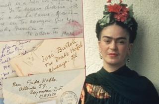 Frida Kahlo...subastarán cartas de amor a José Bartoli