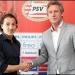 Guardado...firmó por tres años con el PSV de Holanda