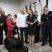 Villacaña...inauguró exposición Retos y Desafios Arte Contemporaneo