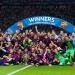 Barcelona...venció 3-1 a la Juventus...conquisto triple corona