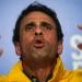 Capriles...el gobierno todos los días se inventa enemigos