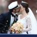 Carl Philip principe de Suecia se casó con la plebeya Sofía Hellqvist