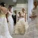 Vestidos de novia de papel higienico...para ahorrar dinero