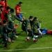 Chile... gana a Uruguay y llega a semifinales tras 16 años