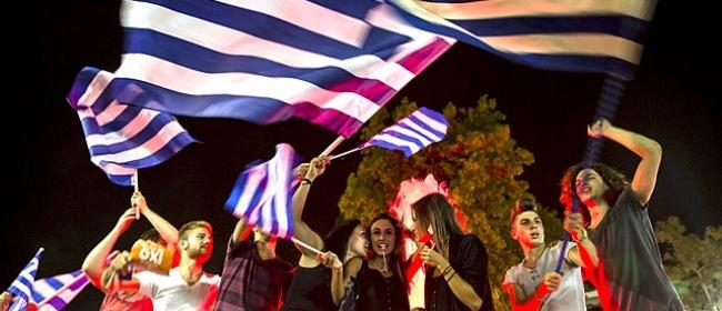 Grecia..61% expresan un rotundo NO a la austeridad impuesta