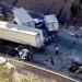 Querétaro...carambola de 10 vehiculos...3 muertos 10 heridos
