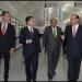 Peña Nieto y Slim...recorrieron Aldea Digital Telcel-Infinitum