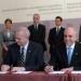 México-Francia... firman Acuerdos de cooperación académica y científica