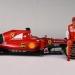 Scuderia Ferrari... rodará en Paseo de la Reforma