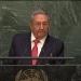 Castro...relaciones Cuba-EE UU han concitado el más amplio apoyo internacional