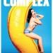 Demi Lovato...posó topless para la revista Complex