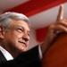 AMLO... acusa a la mafia del poder de impulsar a independientes
