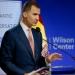 Felipe VI... pide en EU confiar en capacidad económica de España