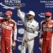 Lewis Hamilton... consigue la pole position en Italia