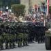 Peña Nieto... encabezó desfile militar por 205 Aniversario de la Independencia de México