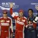 Vettel... asegura la pole position en Singapur