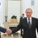 Bashar al Asad...se reunió con el presidente Vladimir Putin