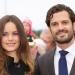 Carlos y Sofía de Suecia... están a la espera de su primer hijo