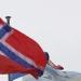 Noruega... bandera flamea por primera vez en dependencias de la CEPAL