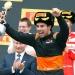 Lewis Hamilton... gana Gran Premio de Rusia, Checo Pérez al podio