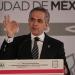 Alejandro Fernández busca protección de Miguel Mancera