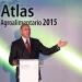 Sagarpa... presentan el Atlas Agroalimentario 2015