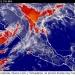 Cilma...  lluvias fuertes y bajas temperaturas en norte y noreste del país