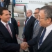 Peña...arribó a Turquía participará en la Cumbre del G-20